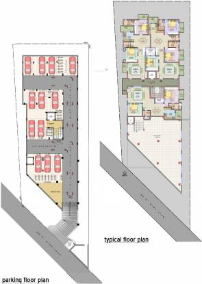 HSV JR Mansion Cluster Plan