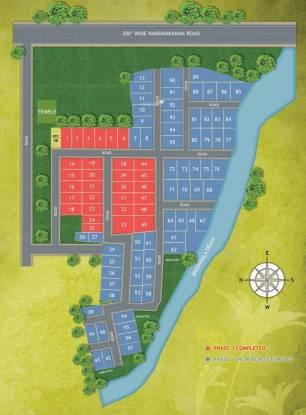 Essen Residency Layout Plan