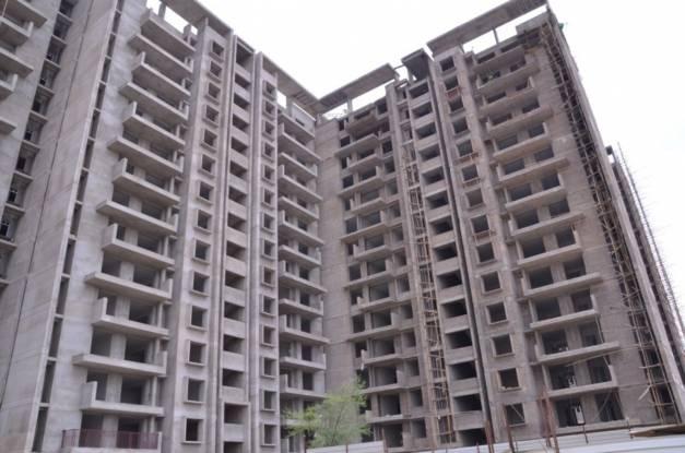 Mahima Panache Construction Status