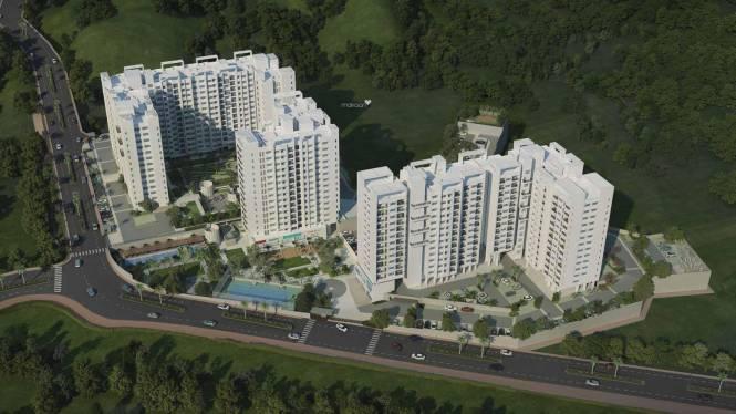 Godrej City Woods Panvel Ph 1 Elevation