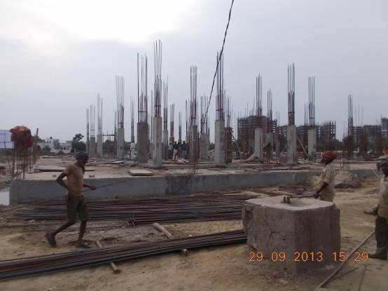 Astha Retreat Construction Status