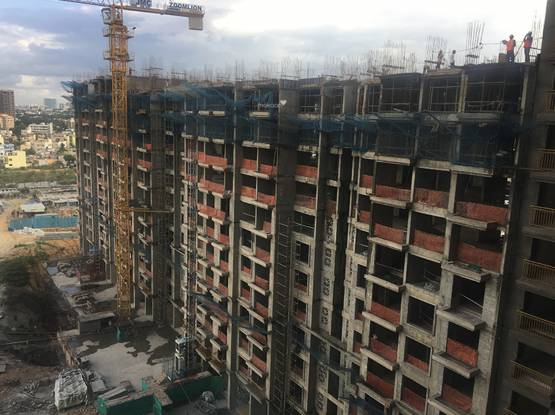 Hiranandani Glen Classic Construction Status