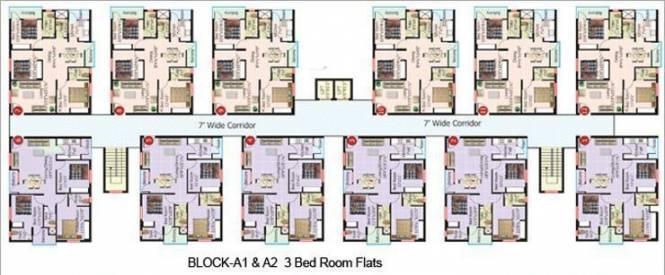 Hi Tech Hi Tech Plaza Annex Cluster Plan