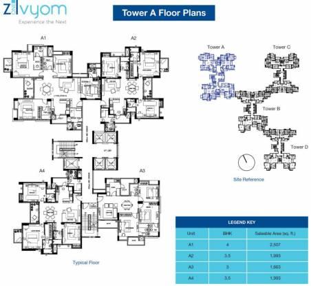 Z estates Z 1 Cluster Plan