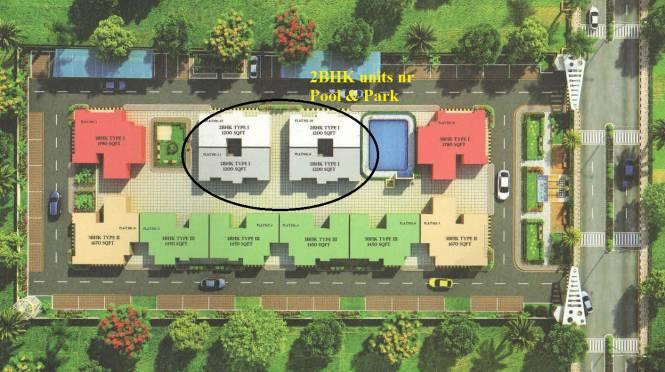 Highbuild Sky Ville Layout Plan