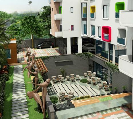 GKB The Urbanite Amenities
