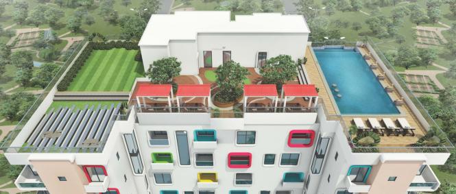 GKB The Urbanite Elevation