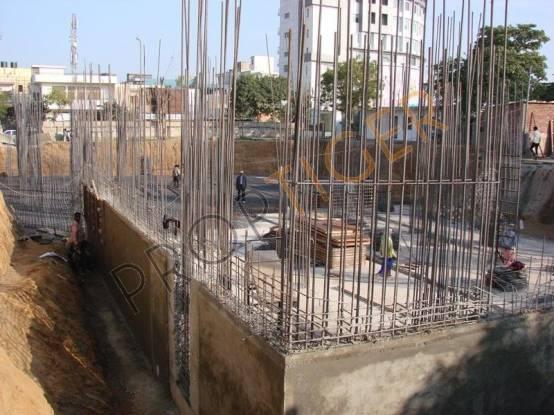 Park Park Vaishali Construction Status