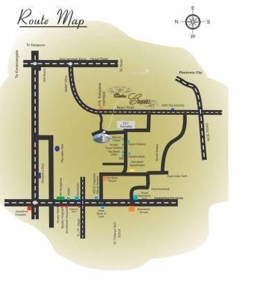 Vistar Classic Location Plan