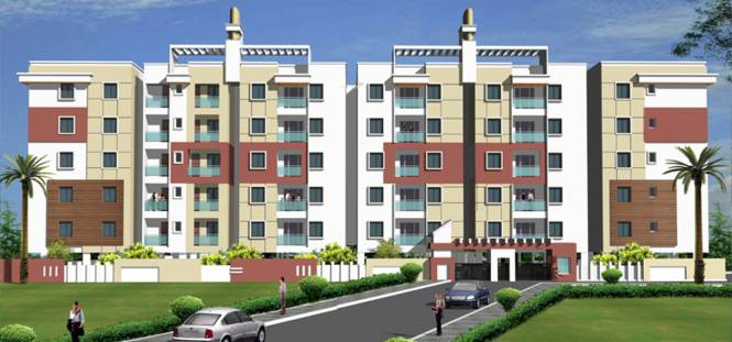 Abhee Lakeview Elevation