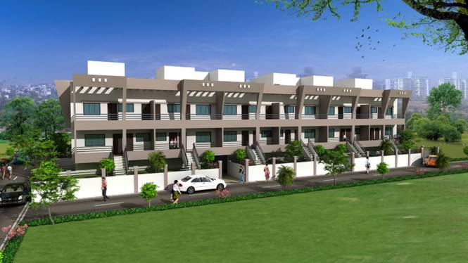 Eklavya Prayag Dham Apartment Elevation