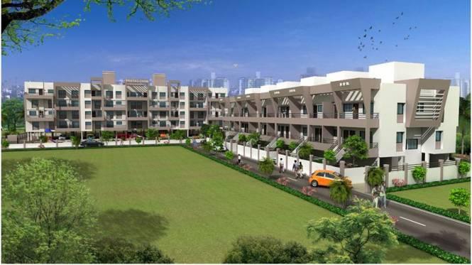 Eklavya Prayag Dham Apartment Elevation