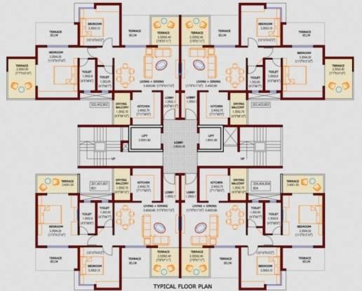 Icon Imperio Cluster Plan