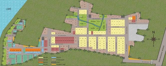 Alliance Villa Belvedere Villa Master Plan