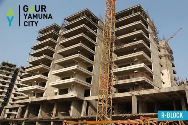 Gaursons 16th Park View Construction Status