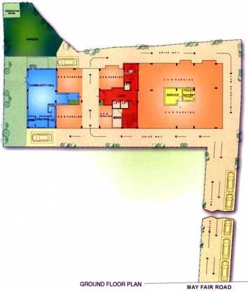 Unimark Heritage Princess Layout Plan