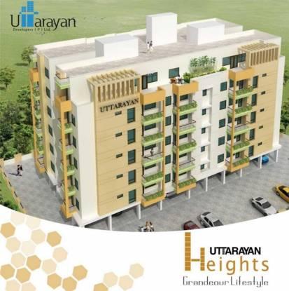 Uttarayan Heights Elevation
