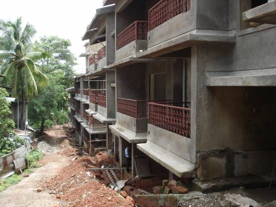 Saldanha Marigold Construction Status