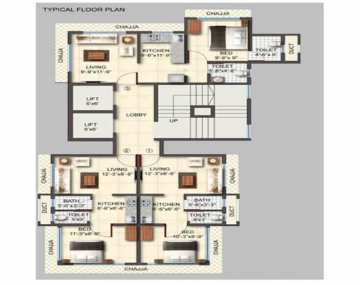 Shraddha Marleshwar Society Cluster Plan