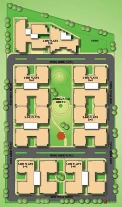 Sandwoods Spangle Heights Layout Plan