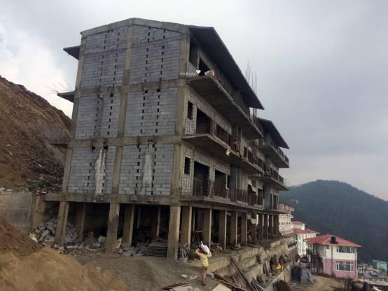 Sandwoods Windsor Suites Construction Status