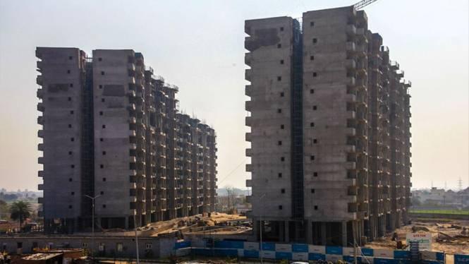 Janta Sky Gardens Construction Status