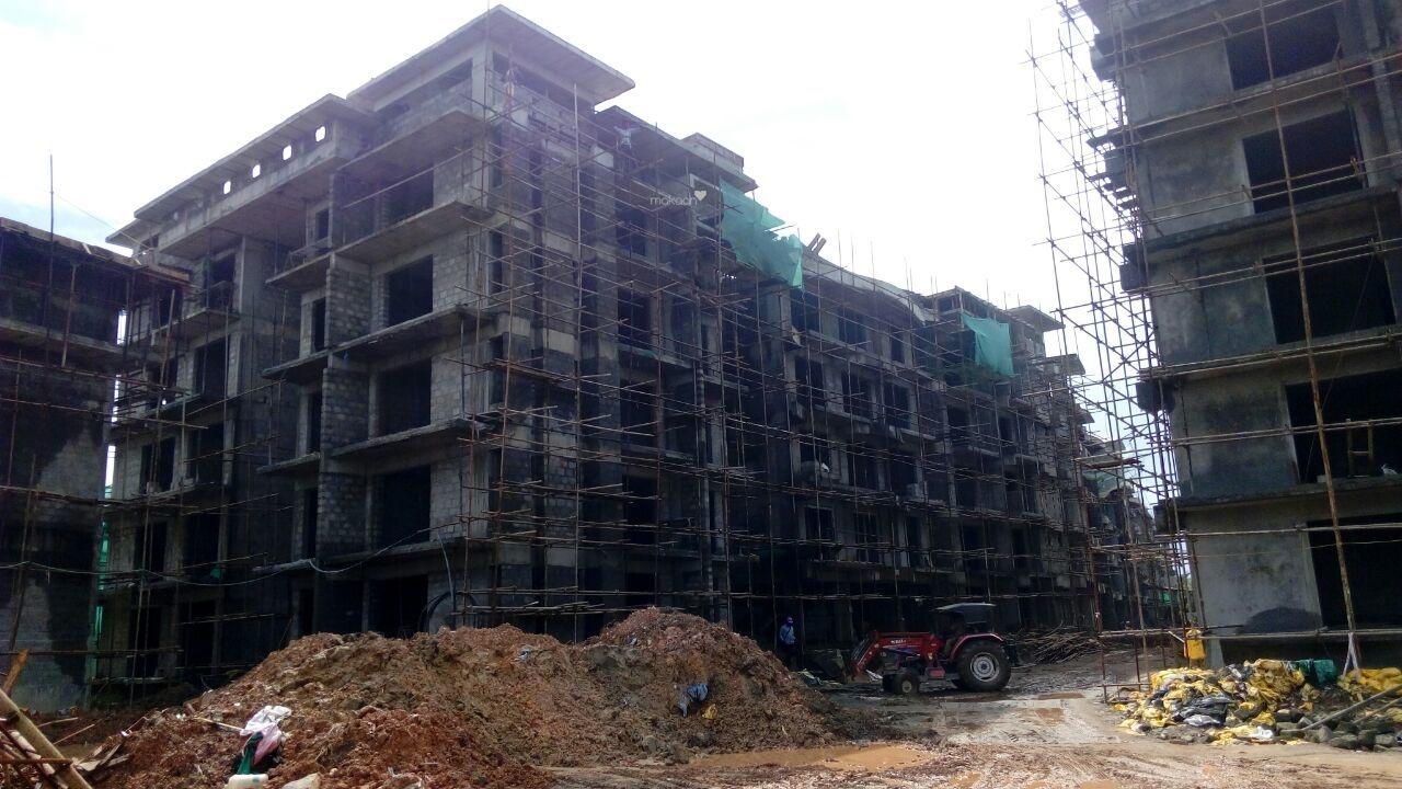 Kent Oakville Apartment Construction Status