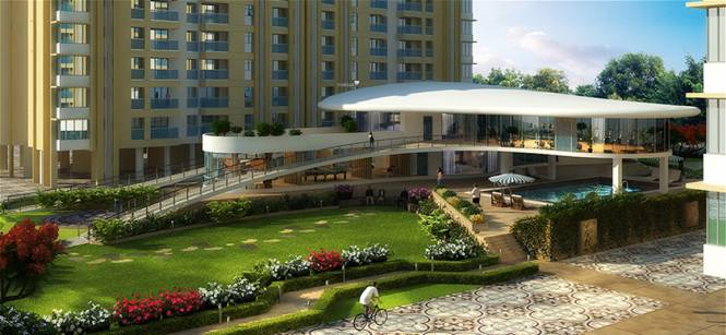 Siddhi Highland Park Amenities