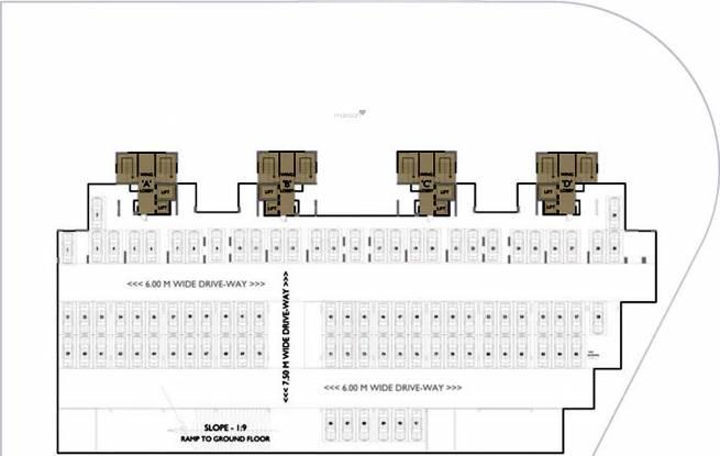Shagun White Woods Cluster Plan