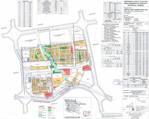 Janta Sector 94 Master Plan