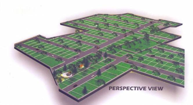 Charigan Shreshta Residency Layout Plan