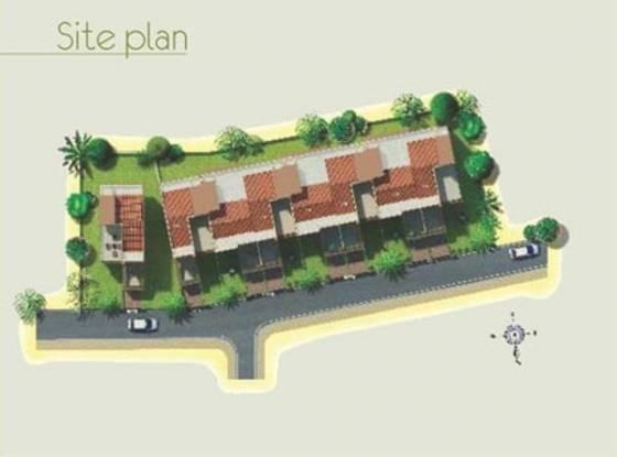 Sardesai Sunflower Estate Layout Plan