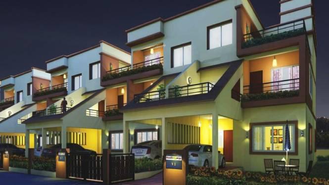 Sardesai Sunflower Estate Elevation