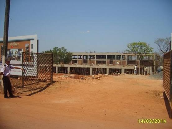 Sardesai Mayflower Enclave Construction Status
