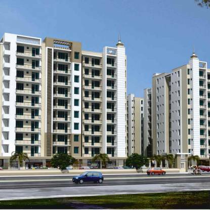 Shree Shakambhari Developers Pvt Ltd Kohinoor Residency Elevation