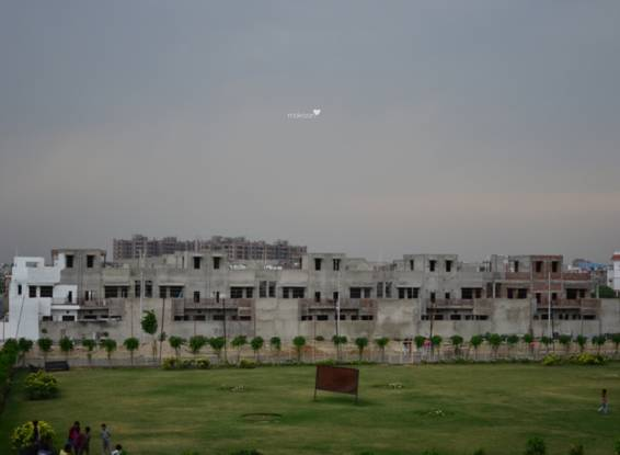 Eldeco Samridhi Construction Status