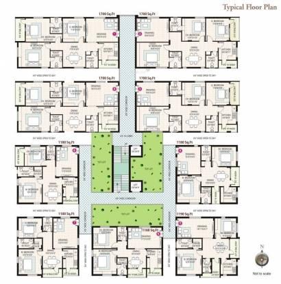 Technopolis Solitaire Harmony Cluster Plan