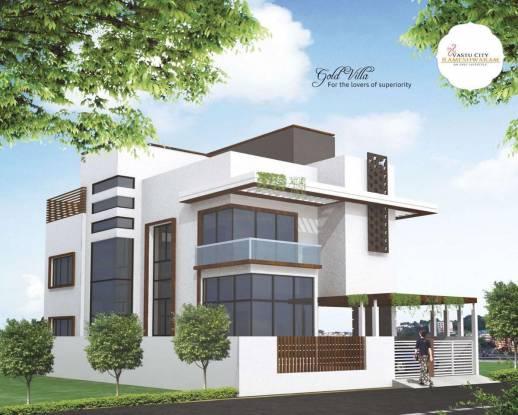 Vastu Rameshwaram City Villa Elevation