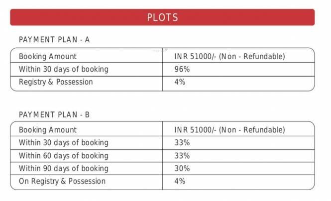 SS Infinitus Plots Payment Plan