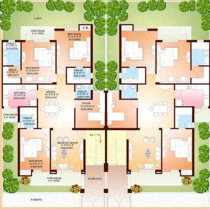 Parsvnath Panchvati Cluster Plan