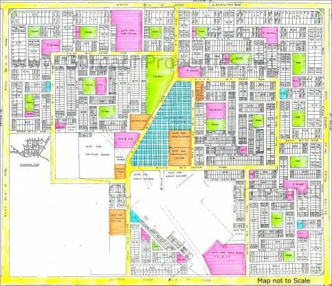 HUDA Plot Sector 46 Master Plan