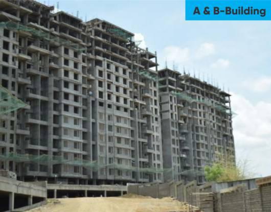 Kolte Patil Stargaze Construction Status