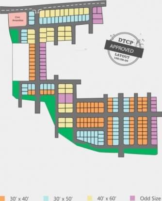 Capella Premiere Layout Plan