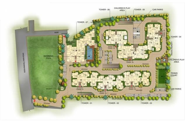 Oceanus Vista Phase 2 Site Plan