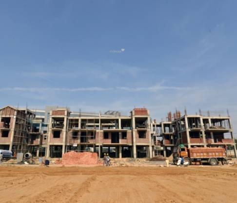 Emaar Emerald Floors Select Construction Status
