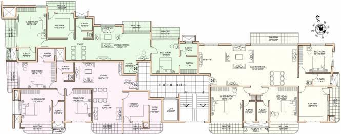 Rohan Infinity Cluster Plan