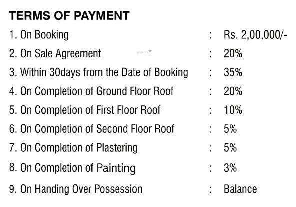 StepsStone Aksharas Payment Plan