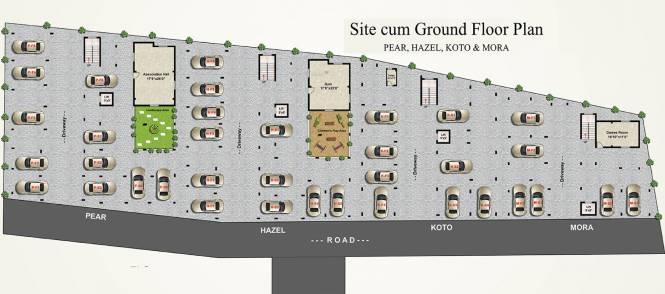 StepsStone Aksharas Site Plan