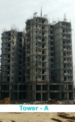Soho Misty Heights Construction Status