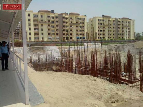 Ambience Tiverton Construction Status